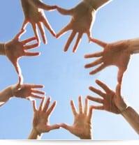 Aide en groupe